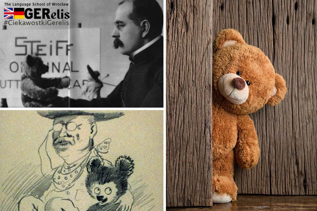 Ciekawostki GERelis #11. Skąd się wzięła nazwa Teddy Bear?