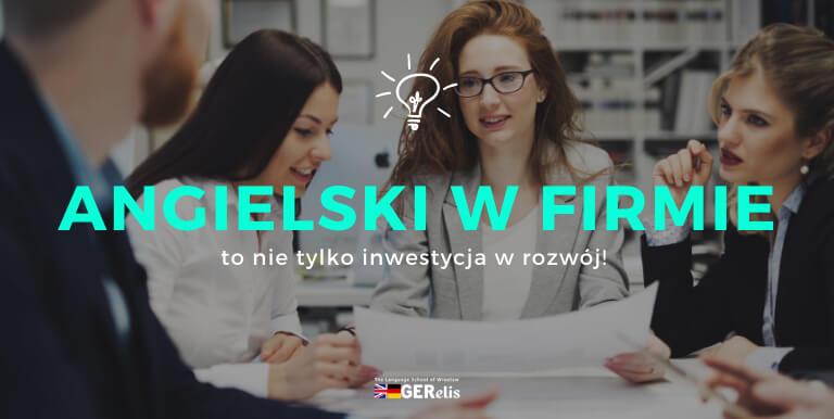 angielski dla firm wrocław